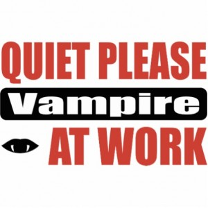 vamp at work
