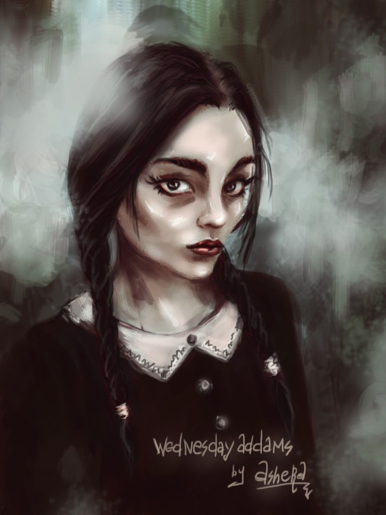 wednesday_addams_by_a5hera-d8y97sn